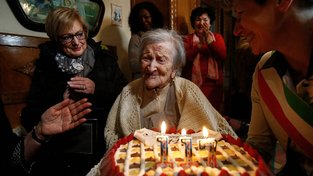 Emma Morano není zrovna cvalík. Na konci loňského roku přitom oslavila své 117. narozeniny a v současnosti je nejstarší známou ženou na světě