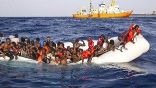 Na cestu do Evropy se údajně chystá na šest milionů migrantů