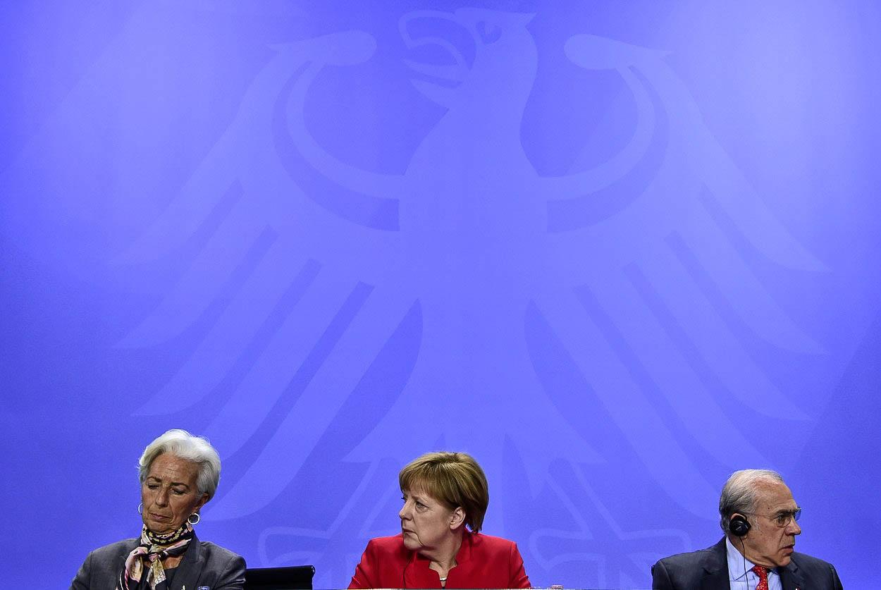 O řeckém dluhu bez Řecka: Objeví se světlo na konci tunelu?
