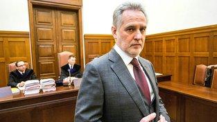 Dmytro Firtaš u soudu