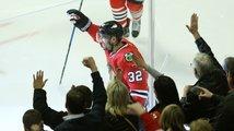 Češi měli v NHL svůj den. Trefil se Vrbata, Pastrňák a poprvé v sezoně i Rozsíval
