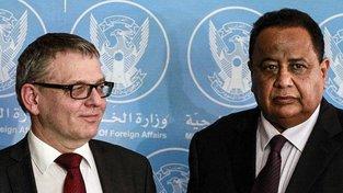 Šéf české diplomacie Zaorálek se svým súdánským kolegou v neděli v Chartúmu