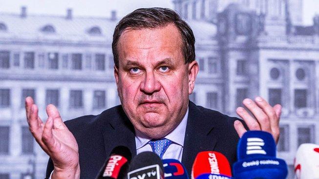 Dosavadní ministr průmyslu a obchodu Jan Mládek
