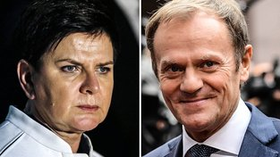 K lítosti polské premiérky Beaty Szydlové zbytek EU potvrdil Tuskovi mandát