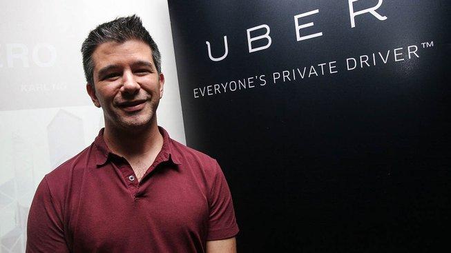 Travis Kalanick vypadá nevinně, ve skutečnosti je to drsný podnikatel