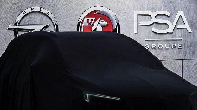 Opel a PSA