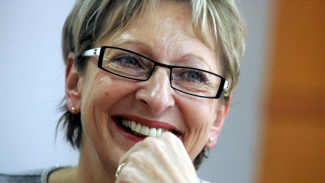 Prezidentka Svazu obchodu a cestovního ruchu Marta Nováková