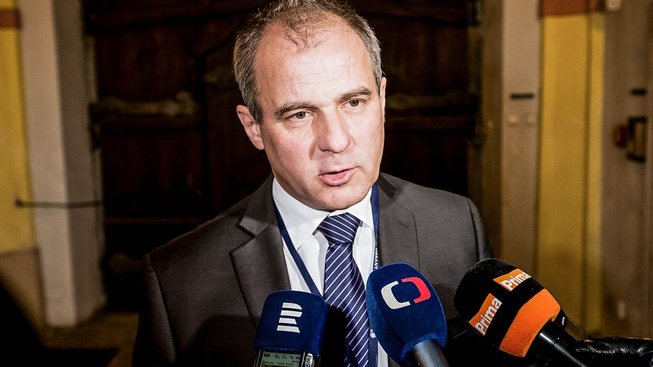 Šéf vojenského zpravodajství Jan Beroun