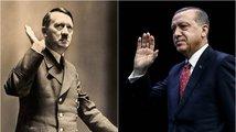 Sultán Erdogan chce moc, jakou měl Hitler. Je snad nácek?