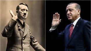 Hitler a Erdogan