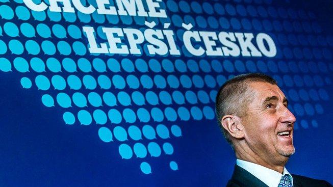 Andrej Babiš chce lepší Česko. Pro sebe...