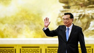 Premiér Li Kche-čchiang