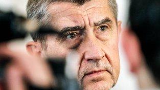 Ministr financí a druhý nejbohatší Čech Andrej Babiš