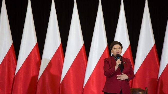 Beata Szydlová