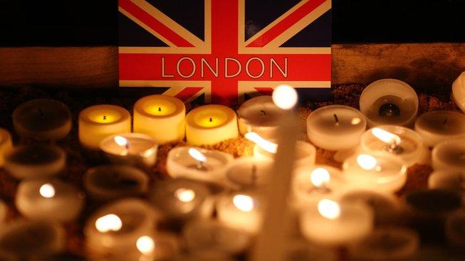 Pietní vzpomínka na oběti londýnského atentátu