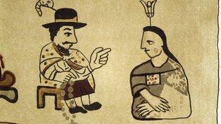 Poslední hřebík do rakve aztécké demokracie zatloukli paradoxně španělští dobyvatelé
