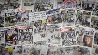 Londýnský terorista byl kriminálník, atentát od něj ale nikdo nečekal