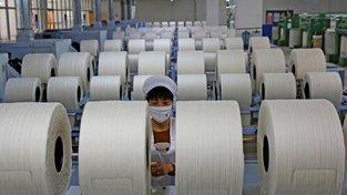 Čínští pracovníci přestávají být nejlevnější (ilustrační foto)