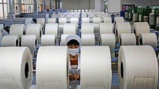 Čínští pracovníci přestávají být nejlevnější. Ilustrační snímek