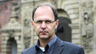 Politolog Pavel Šaradín