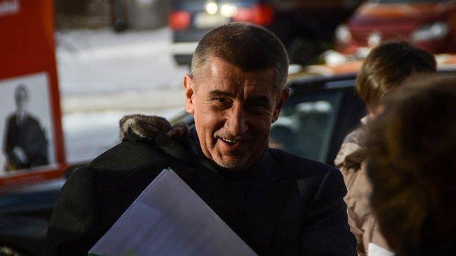 Ministr financí Andrej Babiš odmítá možné obvinění kvůli dotaci pro farmu Čapí komentovat
