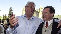 Rath si u ÚS stěžuje na Zemana kvůli jeho zásahům do své korupční kauzy