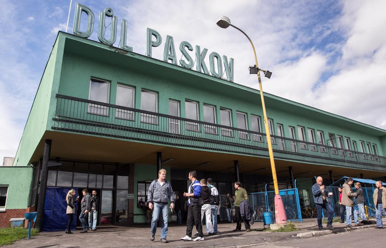 Důl Paskov končí