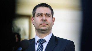 Nový ministr průmyslu a obchodu Jiří Havlíček
