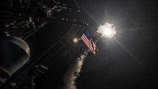 Američané zaútočili na syrský režim vůbec poprvé od propuknutí války v této blízkovýchodní zemi
