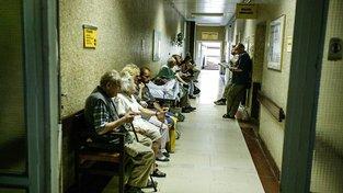 Zvýšení pojistného má zlepšit lékařskou péči i platy zdravotníků. Ilustrační snímek
