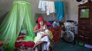 Tato mexická dívka porodila v pouhých 13 letech poté, co byla unesena a provdána v rámci tradičního obřadu