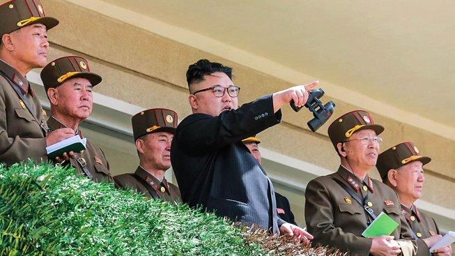 Severní Korea obviňuje Spojené státy z jaderného ozbrojování v její blízkosti a narušování míru v oblasti
