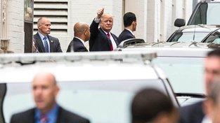 Hlídat Donalda Trumpa je extrémně drahá a náročná záležitost