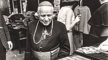 Jediný Čech pohřbený mezi papeži