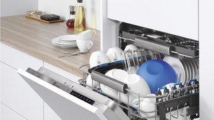 Získejte víc času sama na sebe, umývejte nádobí v myčce místo dřezu!