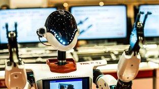Robotizace výrazně změní v budoucnu českou ekonomiku (Ilustrační snímek)