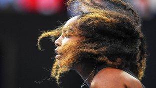 Serena Williamsová kvůli svému těhotenství rozhodně neschudne