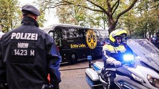 Policie v souvislosti s útokem zadržela osmadvacetiletého německého Rusa