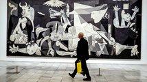 Picassova protiválečná vzpoura slaví 80 let. Obraz migrací vydělával na uprchlíky