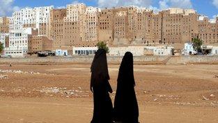 """""""Pouštní Manhattan"""" v Jemenu je dnes součástí světového dědictví UNESCO"""
