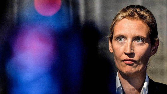 Alice Weidelová povede německou AfD do podzimních voleb