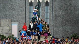 Dřívější pitky divoké islandské mládeže jsou dnes už dávnou minulostí. Ilustrační snímek