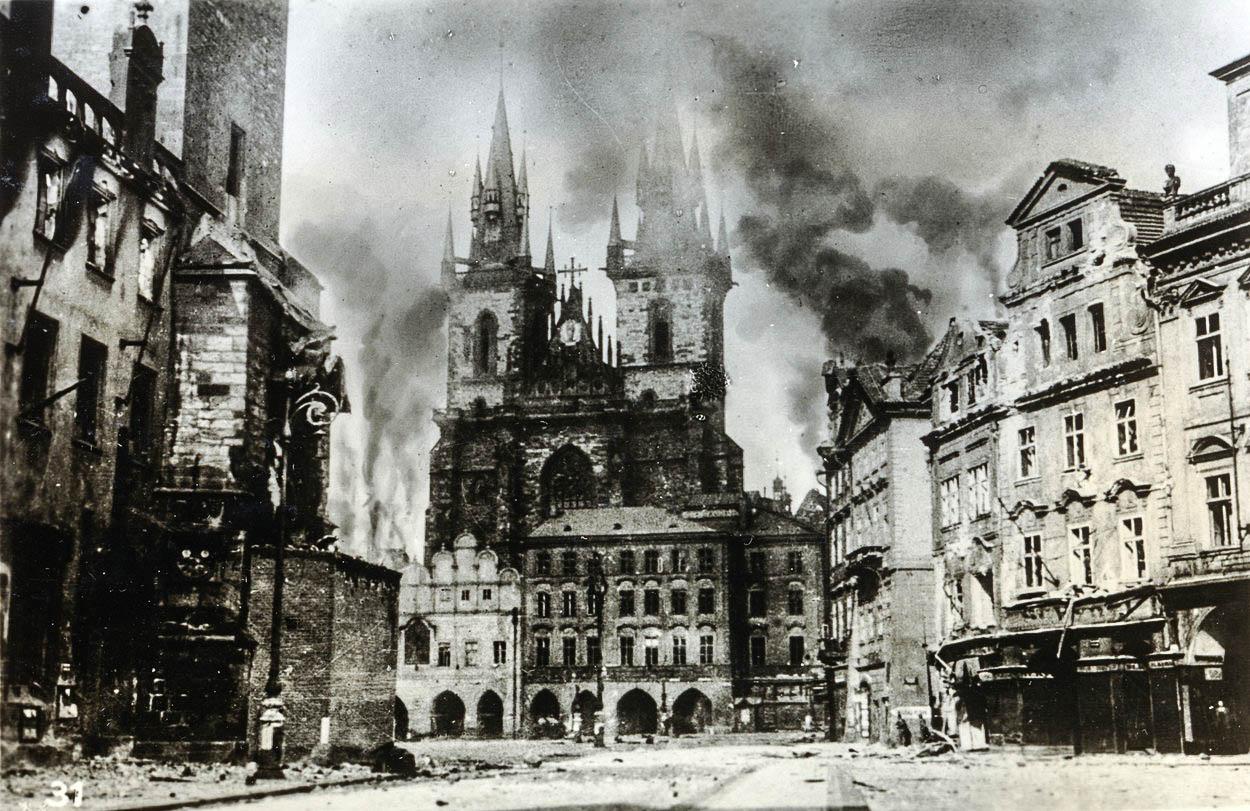 Konec války: Dny, kdy se Češi postavili na odpor nacistům