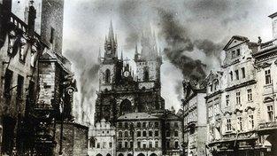 Povstání na starém městě