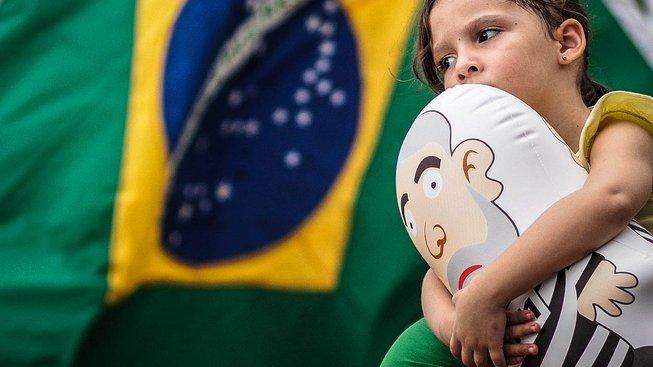 Brazilcům dochází trpělivost s vládnoucími špičkami