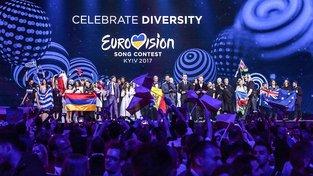 Kyjev hostí písňovou soutěž Eurovize 2017