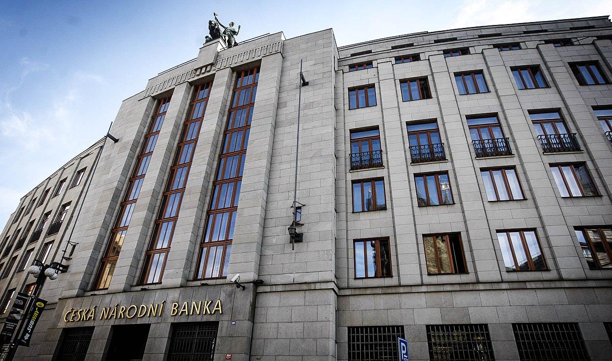 Česká národní banka bude mít ze zákona pravomoc určit podmínky pro získání hypotéky