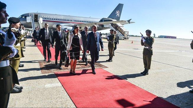 Premiér Sobotka v Lucembursku ve středu 10. května