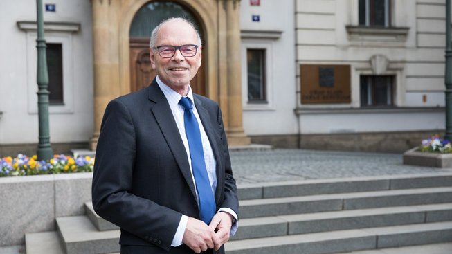 Poslanec Ivan Pilný by se měl stát ministrem financí příští týden