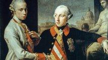Stál ve stínu slavných sourozenců, ale korunovační operu mu složil Mozart